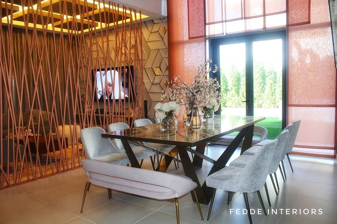 What do interior design companies in Dubai pay attention to when designing?